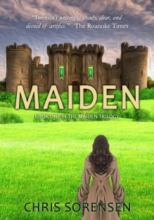 MAIDEN by Chris Sorensen